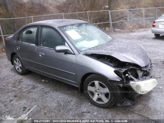 Used 2005 Honda Civic EX in Medford, New York