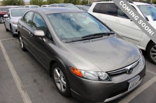 Honda Civic EXL 2008
