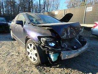 Honda Civic LX 2011
