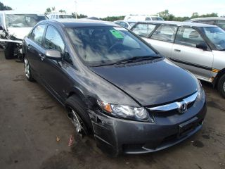 Honda Civic LX 2011