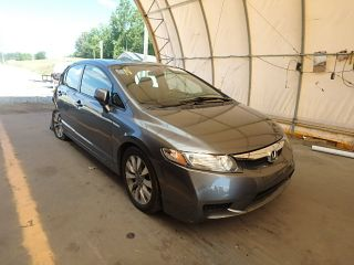 Honda Civic EXL 2011