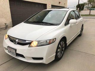 Honda Civic EXL 2010