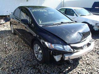 Honda Civic EXL 2011
