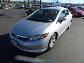 Used 2012 Honda Civic LX in Irvine, California