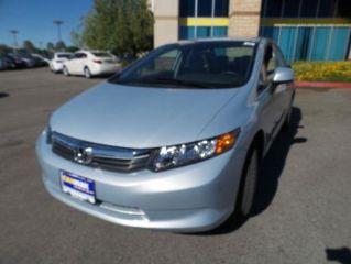 Used 2012 Honda Civic LX in Ontario, California