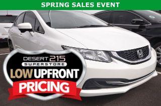 Used 2015 Honda Civic EX in Las Vegas, Nevada