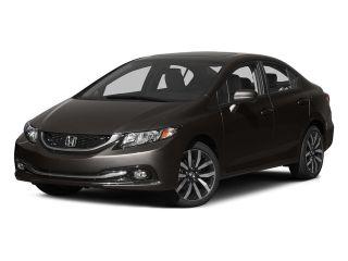 Used 2015 Honda Civic EXL in San Antonio, Texas
