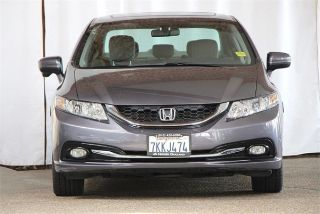 Honda Civic EXL 2015