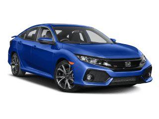 New 2018 Honda Civic Si in Lincoln, Nebraska