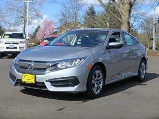 Used 2018 Honda Civic LX in Eugene, Oregon