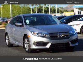 Used 2016 Honda Civic LX in Tempe, Arizona