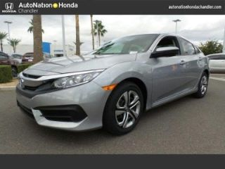 Used 2016 Honda Civic LX in Chandler, Arizona