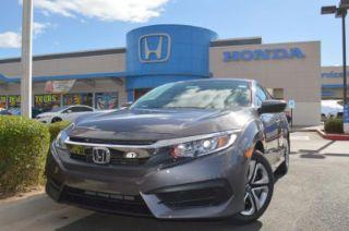 Used 2016 Honda Civic LX in Avondale, Arizona