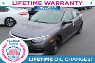 Used 2018 Honda Civic LX in Everett, Washington