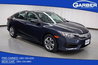 Used 2018 Honda Civic LX in Rochester, New York