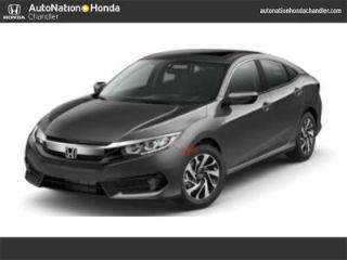 Used 2016 Honda Civic EX in Chandler, Arizona