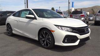 New 2018 Honda Civic Si in Carson City, Nevada