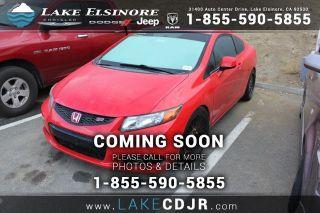 Used 2012 Honda Civic Si in Lake Elsinore, California