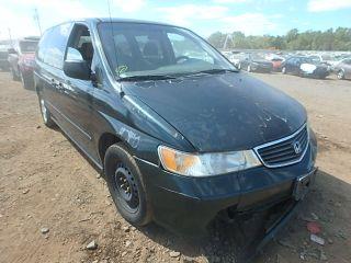 Used 2000 Honda Odyssey LX in Hillsborough Township, New Jersey