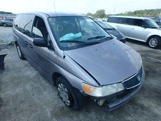 Honda Odyssey LX 2000