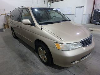 Honda Odyssey EX 2000
