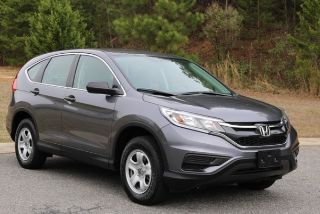Used 2016 Honda CR-V LX in Mooresville, North Carolina