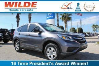 Used 2016 Honda CR-V LX in Bradenton, Florida