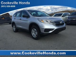 Used 2016 Honda CR-V LX in Cookeville, Tennessee