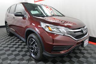 Used 2016 Honda CR-V SE in Lindon, Utah
