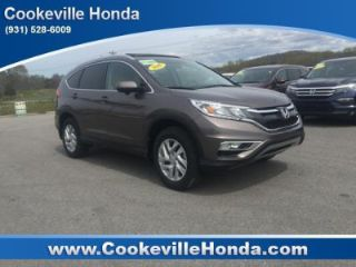 Used 2016 Honda CR-V EXL in Cookeville, Tennessee