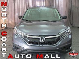Used 2016 Honda CR-V LX in Akron, Ohio