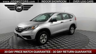 Used 2016 Honda CR-V LX in Des Plaines, Illinois