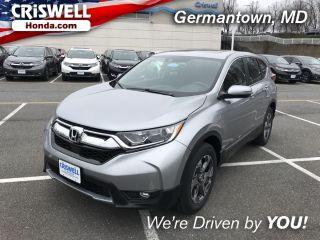New 2018 Honda CR-V EX in Germantown, Maryland