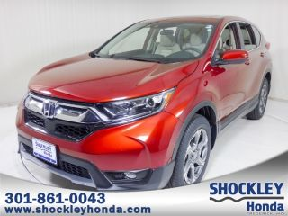 Used 2018 Honda CR-V EX in Frederick, Maryland
