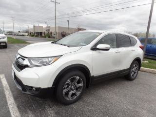 New 2018 Honda CR-V EX in Hanover, Pennsylvania