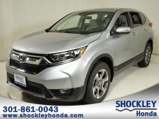 New 2018 Honda CR-V EX in Frederick, Maryland