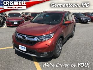 New 2018 Honda CR-V EX in Germantown, Maryland