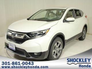 New 2018 Honda CR-V EX in Frederick, Maryland
