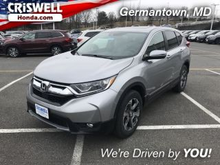 Used 2018 Honda CR-V EX in Germantown, Maryland