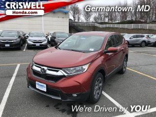 New 2018 Honda CR-V EXL in Germantown, Maryland