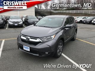 New 2018 Honda CR-V EXL in Germantown, Maryland