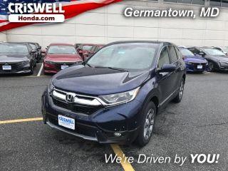 Used 2018 Honda CR-V EXL in Germantown, Maryland
