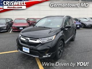 New 2018 Honda CR-V Touring in Germantown, Maryland