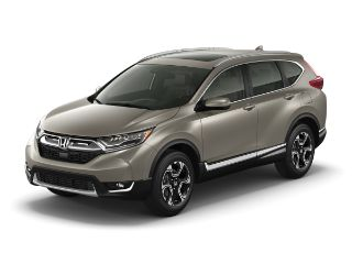New 2018 Honda CR-V Touring in Fredericksburg, Virginia