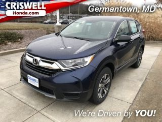 Used 2018 Honda CR-V LX in Germantown, Maryland