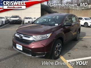 New 2018 Honda CR-V LX in Germantown, Maryland