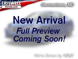New 2018 Honda CR-V LX in Germantown, Maryland