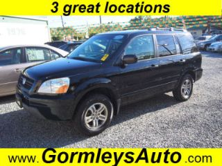 Used 2003 Honda Pilot EXL in Gloucester City, New Jersey