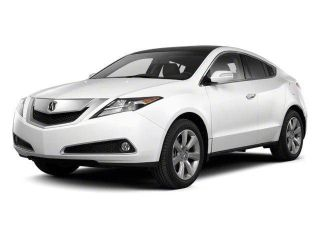 2010 Acura ZDX Advance