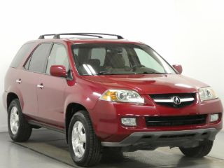 Used Acura MDX In Middletown Ohio - Acura mdx used 2006